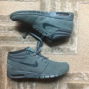 NIKE - Air Max Skateboarding Boots Sneakers